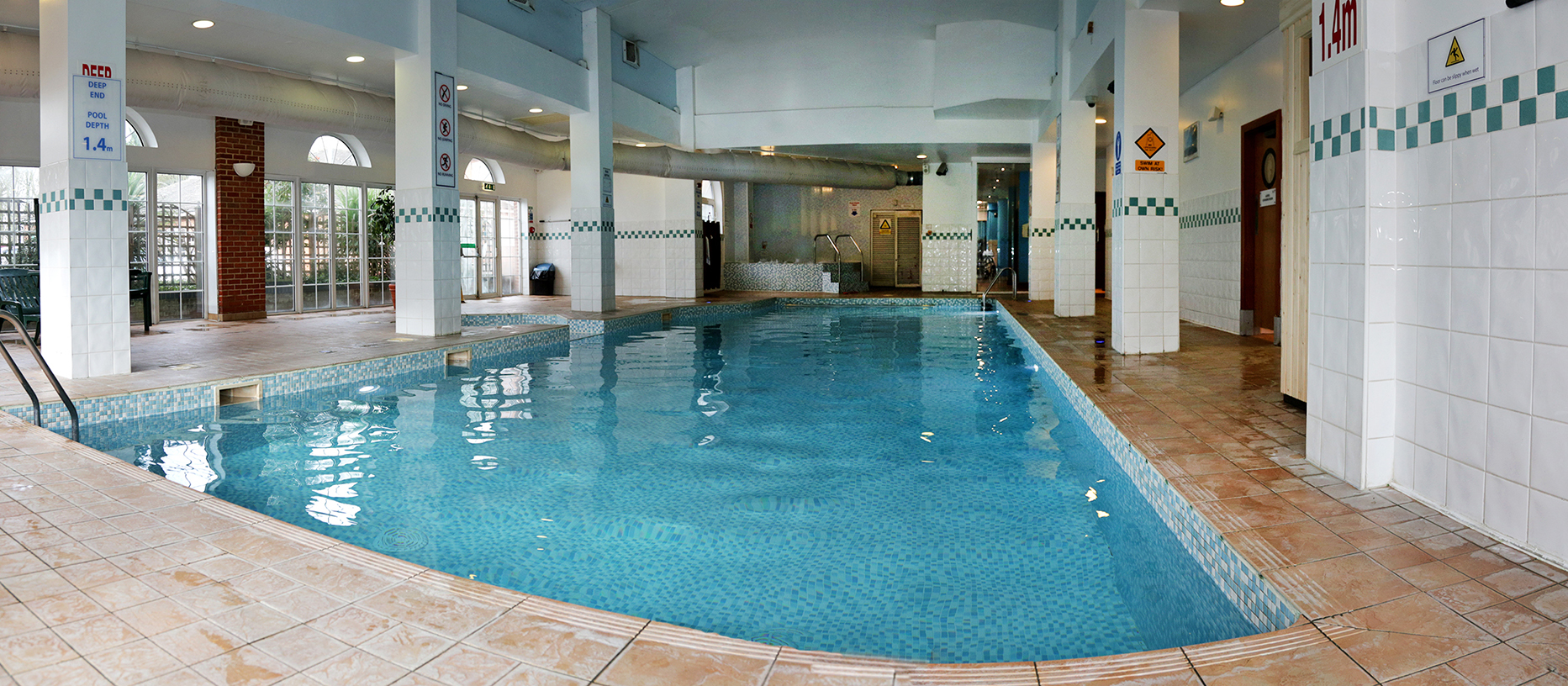 Swimming Pool 3d Health And Fitness