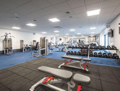 Cardinal Hume Gym 2