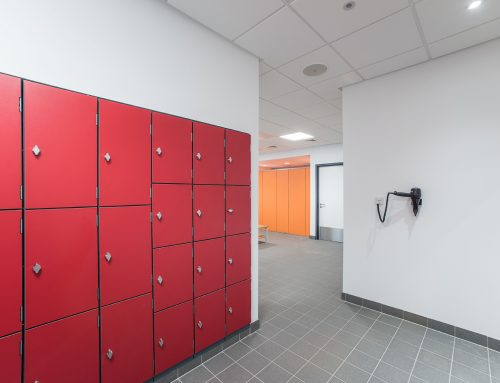 Cardinal Hume Lockers